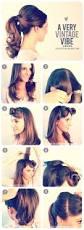 best 25 1950s ponytail ideas on pinterest 50s hairstyles