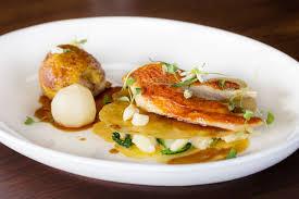 navet cuisine chantecler chicken poutine cider braised navet cheese curd