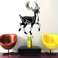 wall ideas jungle wall art for nursery sunny safari canvas wall deer vinyl wall decal animals jungle safari african animal deer mural art wall sticker removeable bedroom