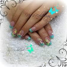 267 best nails flower images on pinterest