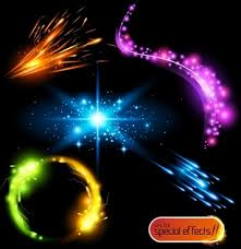 glow lights glowing light vector free free vector 8 774