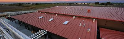 Cost Of A Copper Roof by Low Slope Roofs Metal Roofing Industry