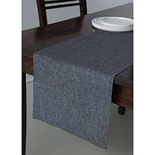 48 inch table runner amazon com solino home 100 pure linen table runner athena natural