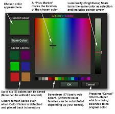color selection chimera s color picker a free script chimera s fire
