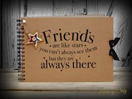 friends photo album a4 scrapbook friends are like keepsake photo book