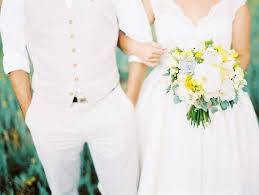 green and yellow spring wedding colours palette