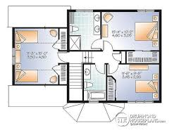 small home floor plans open house plan w3439 v1 detail from drummondhouseplans com