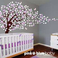 Purple Wall Decals For Nursery Best Cherry Blossom Tree Wall Decal Products On Wanelo