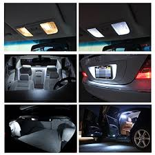 Interior Car Led Light Kits Amazon Com Ledpartsnow 2007 2014 Chevy Suburban Led Interior