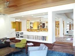 kitchen divider ideas living room and kitchen divider cool kitchen and living room