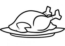 how to draw a thanksgiving turkey cooked turkey step by step
