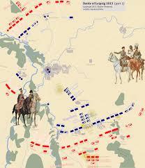 map of leipzig battle of leipzig 1813 battle of nations schlacht bataille