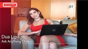 dua lipa talks about troye sivan u0026 all of her tattoos watch part