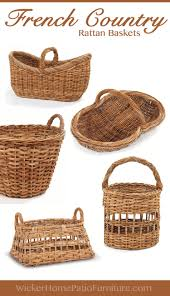 country baskets country rattan baskets visual ly