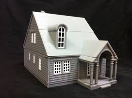 3d Home Design Kit 3dprinted House Model 3dprinting Architecture 3d Printed
