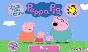 download peppa pig happy chicken android games apk 2957880
