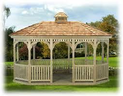 Backyards With Gazebos by Meadowview Woodworks Patio U0026 Garden Gazebos For Sale Backyard