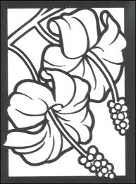 printable coloring pages flowers coloring pages of a flower bakemyday info