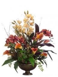 Silk Flower Arrangements Large Silk Floral Arrangements Foter