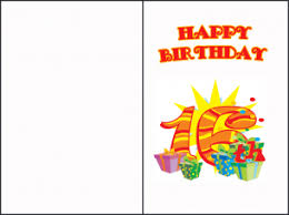 birthday card greeting free birthday cards printable