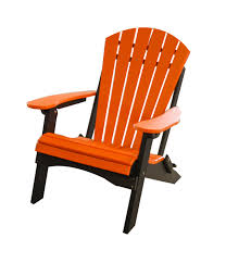American Casual Living by Outdoor Furniture Folding Adirondack Chair Frontier Furniture