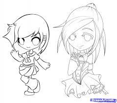 draw anime chibi how to draw chibi manga step step chibis draw