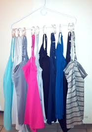 cami hanger use dollar tree shower curtain hangers and attach to
