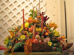 thanksgiving flower arrangements eatatjacknjills