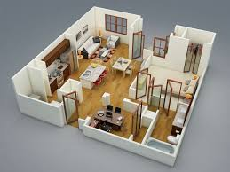 Professional Interior Design Software Interior Design Plans For Houses 3 Bedroom Apartment House