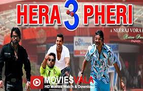 hera pheri 3 movie 2018 watch hindi movies online pinterest