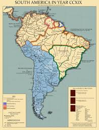 Equator Map South America by Frp World South America By Thearesproject On Deviantart