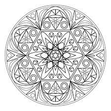 printable coloring mandalas 5 gianfreda net