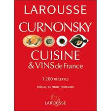 cuisine vins cuisine et vins de relié curnonsky achat livre