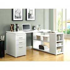 Small Desk With Drawer Corner Computer Desk With File Cabinet Awesome L Shaped Modern