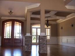 the home interior best 25 interior columns ideas on columns wall trim