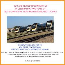 Queensland Rail Meme - new generation rollingstock
