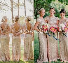 sequin bridesmaid dresses gold sequin bridesmaid dress naf dresses