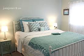 bedroom simple amazing turquoise white bedroom decoraiton idea