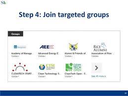 association si e social leveraging social media for executive careers