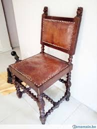 chaises louis xiii 2 chaises style louis xiii à tête de a vendre 2ememain be