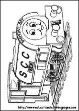 thomas train coloring pages free kids coloring pages 3