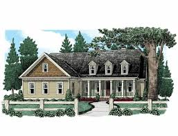 Cottage House Plans With Basement 90 Best One Story Plans With Bonus Images On Pinterest Story
