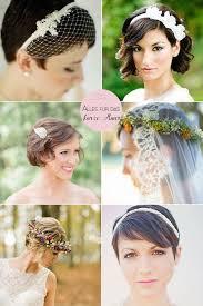 Hochsteckfrisurenen F Kurze Haare Zum Selber Machen Leicht by Die Besten 25 Brautfrisur Kurze Haare Ideen Auf