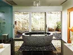 river rock bathroom ideas these are the most impressive natural stone bathtubs on the