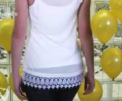 Favorito Look para o Ano Novo! Camisa branca customizada é tendência  #AZ78