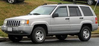 1996 jeep grand cherokee specs and photots rage garage