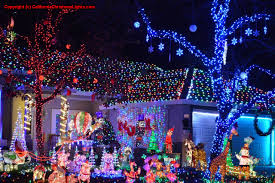Christmas Lights House by Best Christmas Lights And Holiday Displays In Roseville Placer County