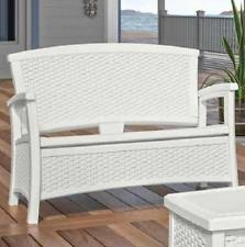 Pvc Wicker Outdoor Furniture by Resin Wicker Patio Furniture Ebay