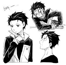 subaru anime character media daily subaru 21 re zero
