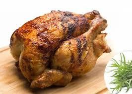 cuisiner un poulet roti poulet rôti au tourne broche